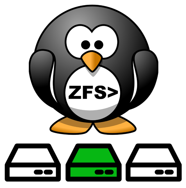 Increase ZFS pool by adding larger disks