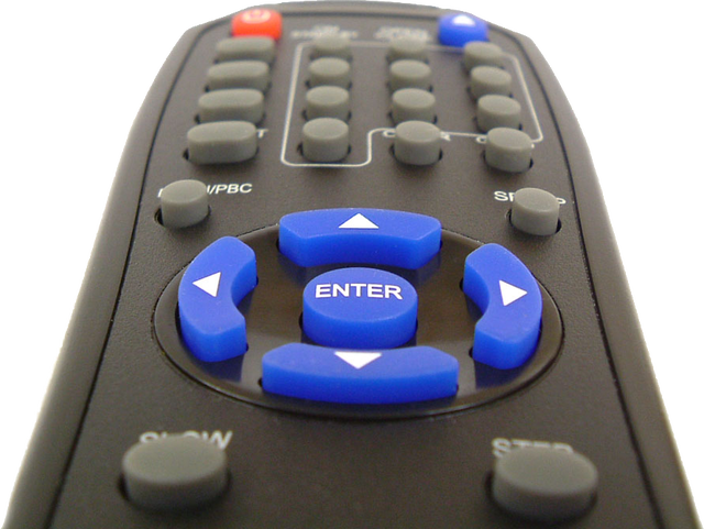 Remote control media player without lirc using ir-keytable